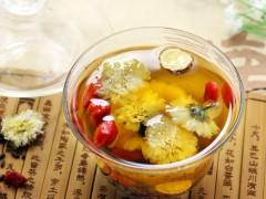 菊花枸杞茶的作用于功效—适合上班族的一款茶