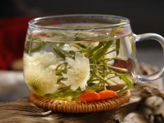 绿茶可以和菊花一起泡吗?—怎么冲泡?